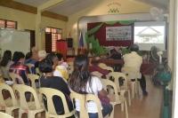 "Barangay Conversation ""Building Friendship"""