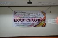 Elocution Contest