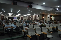 Forum with Student Leaders